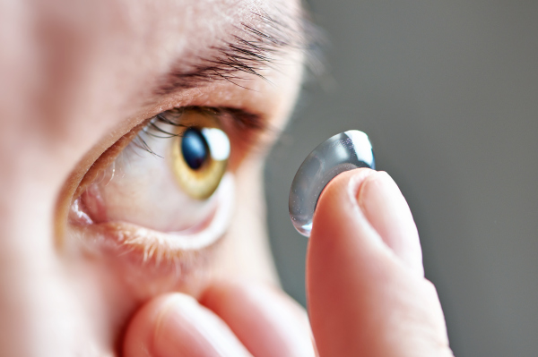 Is it time to try contact lenses?